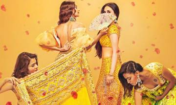 Veere Di Wedding teaser poster: Sonam, Kareena looks glammed up for this grand 'wedding'