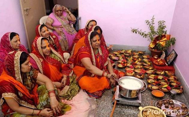Chhath Puja 2017   Day 2: All you need to know about 'Kharna' ritual