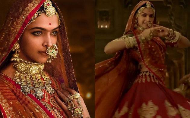 Padmavati first song 'Ghoomar': Deepika Padukone looks every bit of royal as she aces Rajasthani folk dance