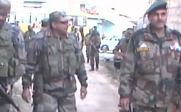 J&K: Security forces launch search operation in Shopian