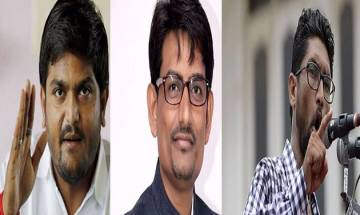 Gujarat Assembly Elections 2017: Youth leaders Hardik, Alpesh, Jignesh who can play spoilsport for BJP