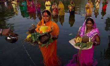 Chhath Puja 2017   Day 3: All you need to know about Sandhya Arghya