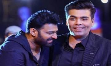 Karan Johar may not launch 'Baahubali' star Prabhas in Bollywood. Here's the reason