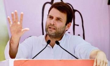Rahul Gandhi mocks Arun Jaitley's claims on economy, says 'aapki dava mein dum nahi'