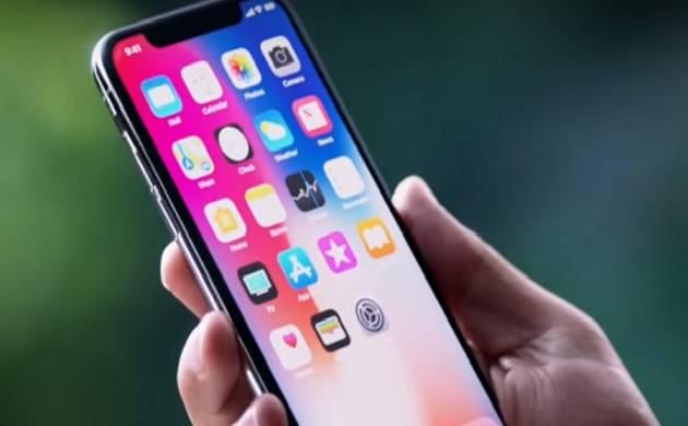 Apple's all screen bezel less phone iPhone X (You tube)
