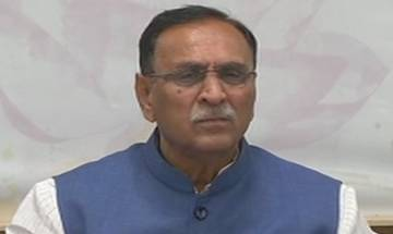 Arrested ISIS terrorist worked in Ahmed Patel's hospital, claims Gujarat CM Vijay Rupani
