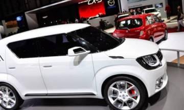 Maruti Suzuki India Q2 net profit rises 3.4 per cent to Rs 2,484.3