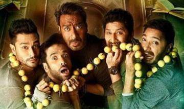 Golmaal Again box office report: Ajay Devgn-Parineeti Chopra starrer collects Rs 7.25 cr on day 8