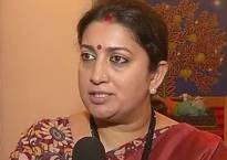 Smriti Irani reacts to Chidambaram's J&K autonomy statement; says he supports those who murdered security forces