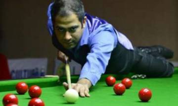World Billiards Championships: Sourav Kothari edges past fellow Indian Siddharth Parikh to enter title clash