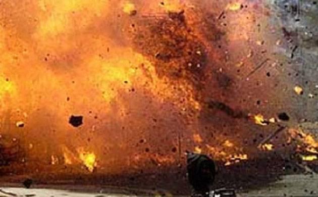 Jammu: Fire damages hut at slum housing Rohingya Muslims (Representational Image)