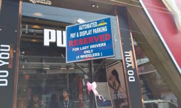 Bengaluru to reserve 20% car parking for women