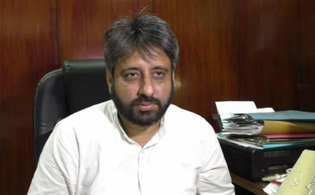 AAP revokes Amanatullah Khan's suspension, Vishwas fumes (Source: PTI)