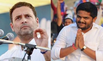 Gujarat Elections 2017: Hardik Patel says if Congress promises reservation then no need to go any further