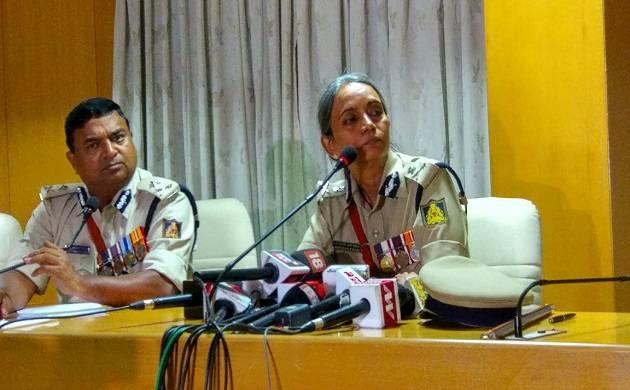 Neelamani N Raju becomes the first woman to lead Karnataka Police. (Source: News Nation)