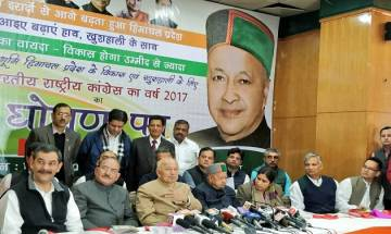 Himachal elections: Congress releases manifesto, key promises include interest-free farm loans, 1 lakh jobs