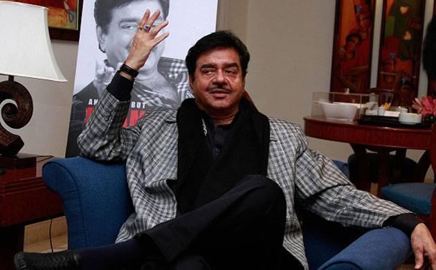 Shatrughan Sinha says Gujarat polls are 'challenge' for BJP