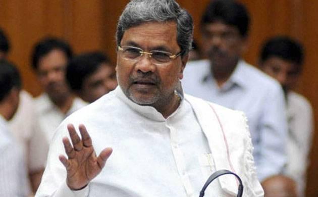 Siddaramaiah says everyone living in state should learn Kannada (Image: ANI)
