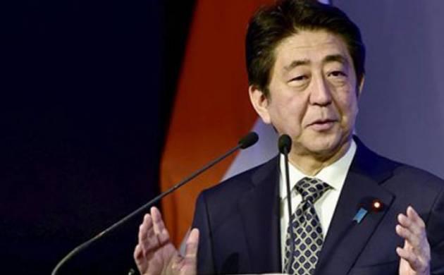 Japanese Prime Minister Shinzo Abe (Image: PTI)