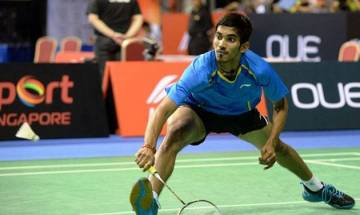 Kidambi Srikanth climbs two places in BWF rankings to reach career-best world No.2 spot
