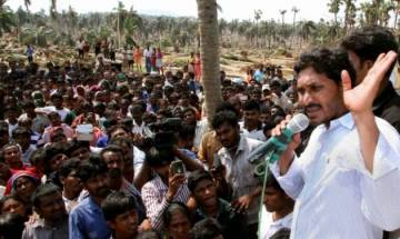 YSR Congress requests DGP to make adequate security arrangements for Jagan Yatra