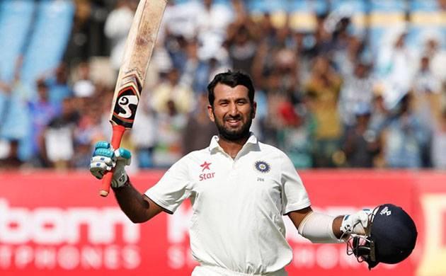 Cheteshwar Pujara's record double century