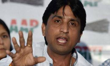 AAP national council meet: Kumar Vishwas says he was not allowed to address volunteers
