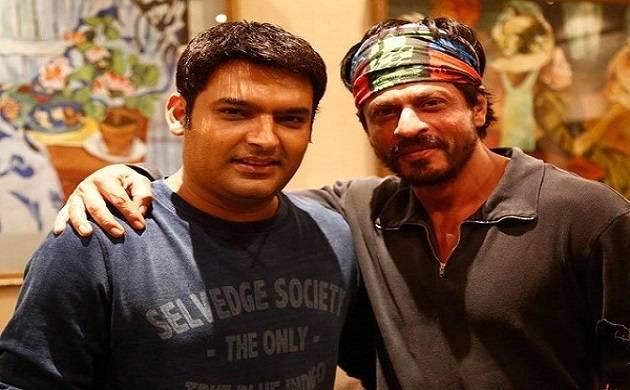Kapil Sharma dedicates Firangi's new romantic number to Shahrukh Khan