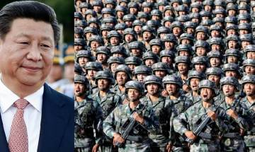 Xi Jinping tells Chinese military to be 'ready to fight and win wars'