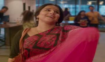 Vidya Balan starrer Tumhari Sulu new song 'Manva Likes to Fly' out (watch video)