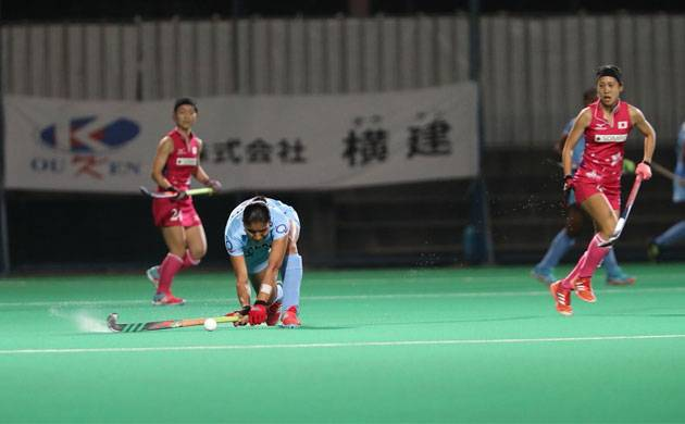 Asia Cup Hockey: Indian women defeat defending champions Japan 4-2