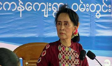Rohingya Crisis: Glasgow City Council withdraws honour bestowed upon Aung San Suu Kyi