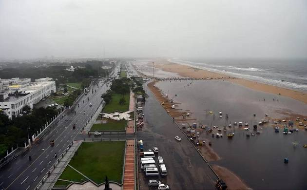 Chennai rains live updates: Schools closed, people asked to stay home