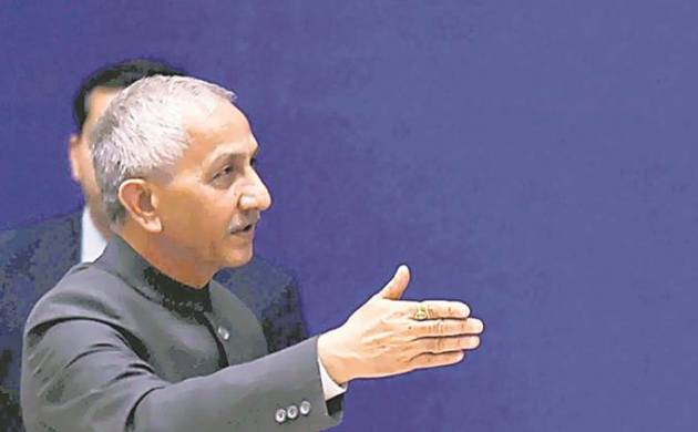 No magic wand, but serious effort for peace: Dineshwar Sharma