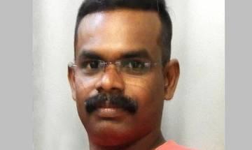 Cartoonist G Bala arrested for critising Tamil Nadu CM K Palaniswami, officials