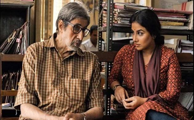 Why Vidya Balan feared Amitabh Bachchan in the final episode?