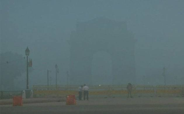 Delhi-NCR hit by fog and smog
