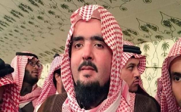 Prince Abdulaziz (Twitter image)