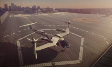 Uber, NASA to launch four-passengers flying taxis in Los Angeles by 2020