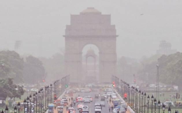 Delhi Air Quality - File Photo