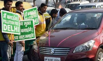 Delhi air pollution: NGT stops Kejriwal-govt from rolling out odd-even scheme without proof of effectiveness