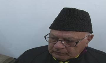 Farooq Abdullah invokes Kashmir, says PoK belongs to Pakistan