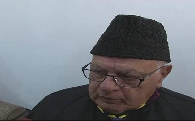 Former J&K Chief Minister Farooq Abdullah (Representative image)