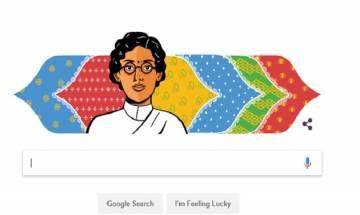 Anasuya Sarabhai: Google Doodle honours India's first woman trade union leader