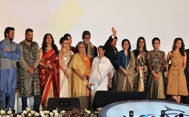 Kolkata International Film Festival welcomes celebrities across India