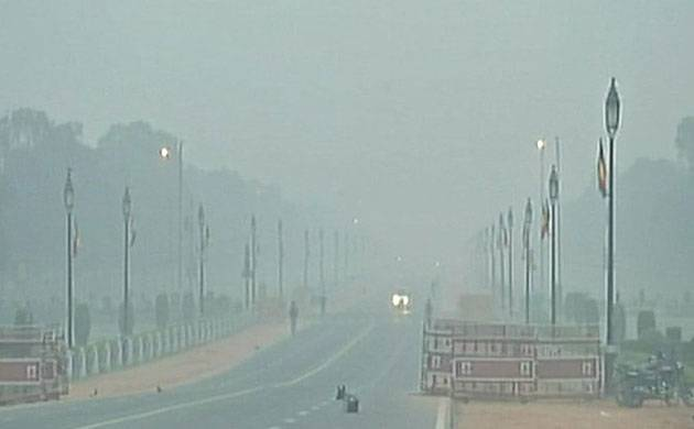 After a day of relief, Delhi's air quality at emergency level again (File photo)