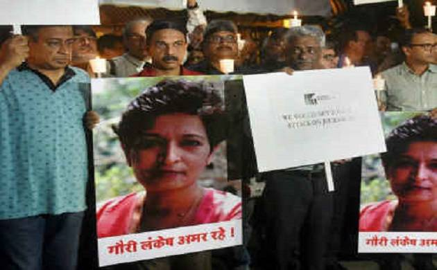 Senior Journalist Gauri Lankesh (Source: PTI)