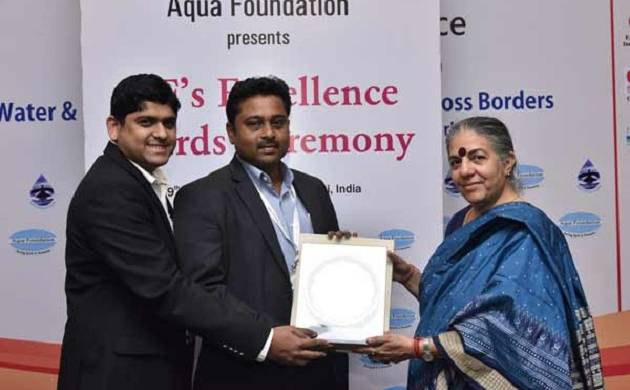 Tata Steel's mines honoured with Aqua Foundation's Excellence Award 2017