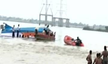 Andhra Pradesh: 20 killed as boat capsizes in Krishna River