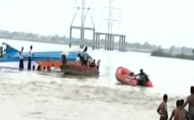 Krishna river boat capsize: AP tourism minister says boat driver had no experience of ferrying in river waters, operators were asked to vacate the vessel. (File Photo)